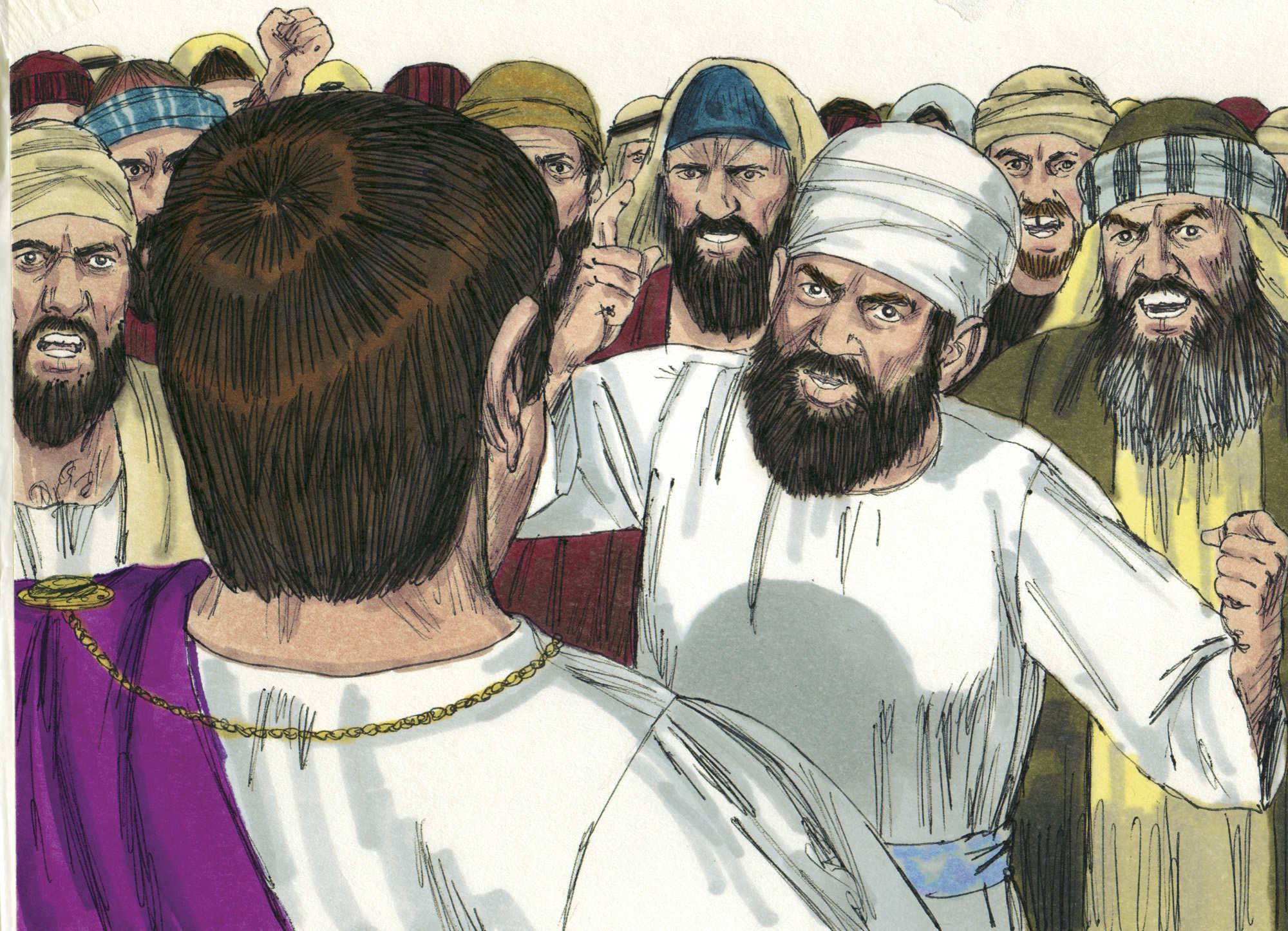 What happened to barabbas after his release